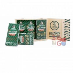 ANCHOAS PACK 6
