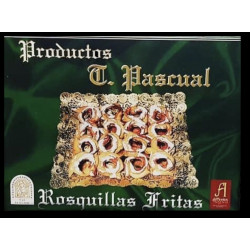 ROSQUILLAS T PASCUAL